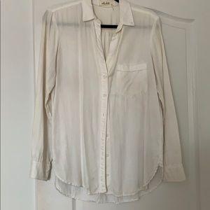 Bella Dahl white shirt